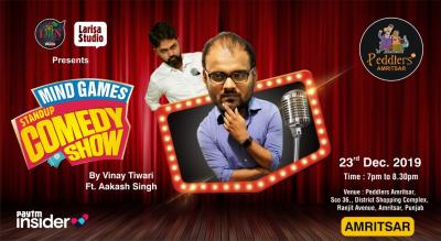 Mind Games - A Stand Up Comedy Show