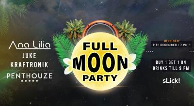 Full Moon Party feat Ana Lilia