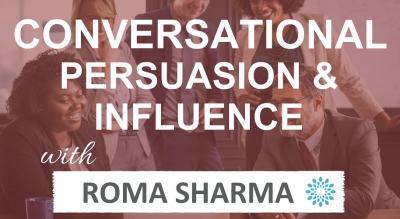 Conversational Persuasion & Influence - A Certification Program