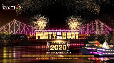 Party on the Boat 2020