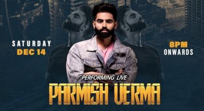 Chapter Twelve Presents Parmish Verma Live