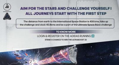 SPACE RACE CHALLENGE