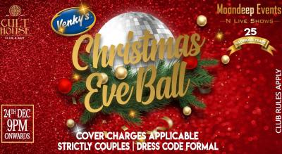Venky Christmas Eve Ball