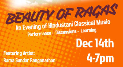Beauty of Ragas: An Evening of Hindustani Classical Music