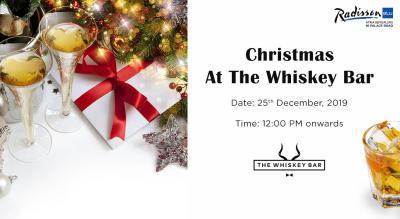 Christmas at the Whiskey Bar