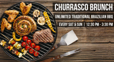 Churrasco Brunch at Boteco Mumbai