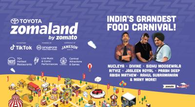 Zomaland by Zomato  - Delhi
