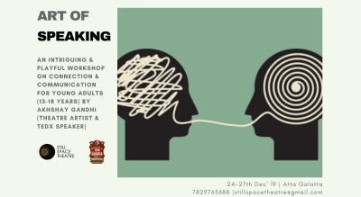 Art of Speaking: For young adults