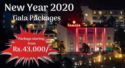 New Year 2020 Gala @Ramada Kasauli