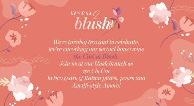 Sunday Blush Brunch