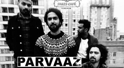 Parvaaz Live at Farzi Cafe, Gurgaon