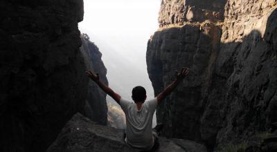 Sandhan Valley Trek and Camping with Mumbai Mountain Hikers