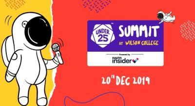 Under 25 Summit at Wilson College | Mumbai