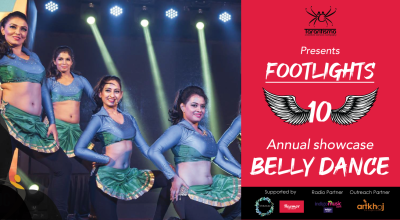 Footlights 10 - Annual Belly Dance Showcase