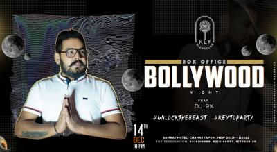 Box Office Bollywood Night Ft. DJ PK