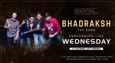Bhadraksh Band Performing Live