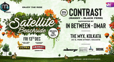Satellite Beachside Pre Party ft Contrast