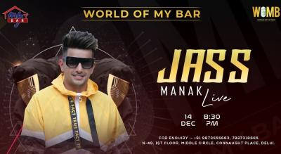 JASS MANAK Performing Live