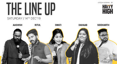 The Line up - A Standup Comedy Show