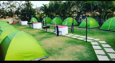 SkyRich Tent Campout