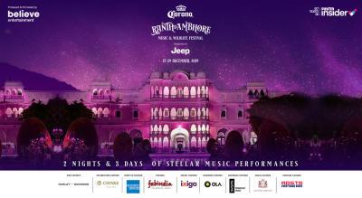 Ranthambhore Music & Wildlife Festival