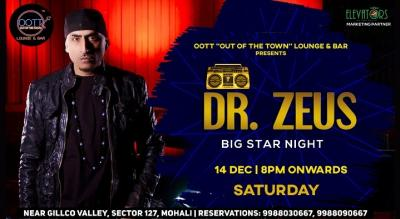 Dr Zeus Live @ OTT ( Out of the Town) Lounge and Bar