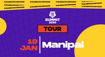 Under 25 Summit at Manipal