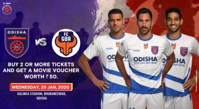Hero Indian Super League 2019-20: Odisha FC vs FC Goa