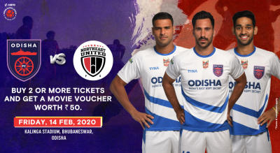 Hero Indian Super League 2019-20: Odisha FC vs NorthEast United FC