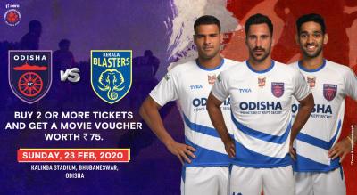 Hero Indian Super League 2019-20: Odisha FC vs Kerala Blasters FC
