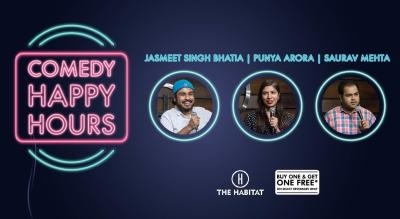 Comedy Happy Hours