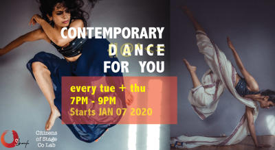 Contemporary Dance For You