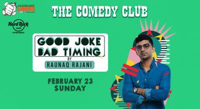 Punchliners Comedy Show ft Raunaq Rajani