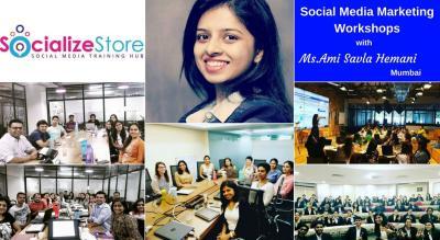 Social Media Marketing Workshop-Mumbai-Fort