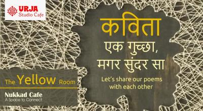 The Yellow Room - Poets' Club - Wakad