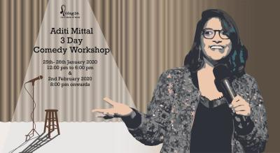 Aditi Mittal - Crash, Burn, Learn!
