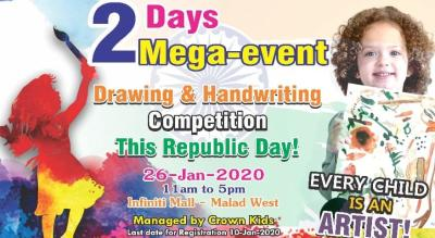 Drawing & Handwriting Competition