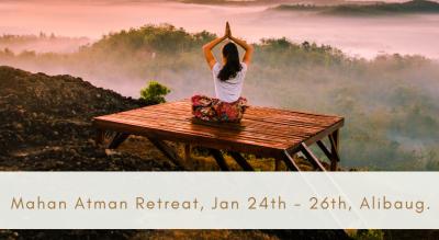 Mahan Atman New Year Retreat