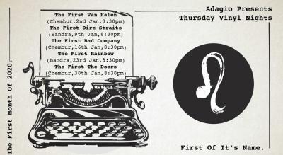 Thursday Vinyl Nights : The 1st of It's Name
