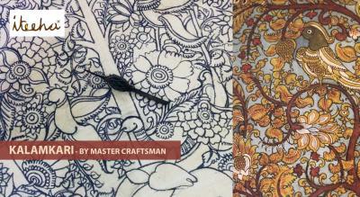 Kalamkari - Master Craftsman