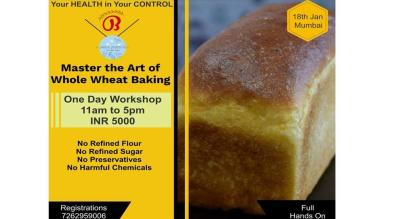 Whole Wheat Breads Workshop