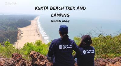All Women - Kumta Beach Trek and Camping | Plan The Unplanned