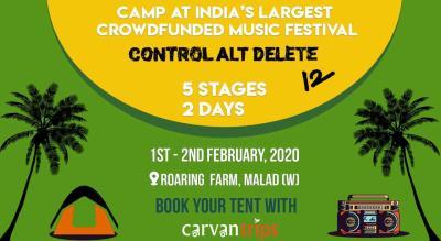 Camp at CAD 12