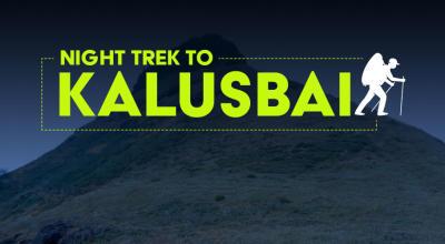Night Trek to Kalsubai | Trek India