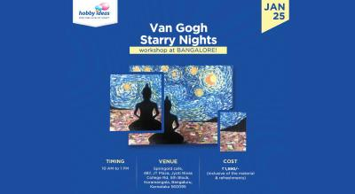 Van Gogh Starry Nights Workshop