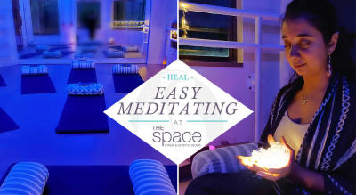 Easy Meditating | Guided Meditation Session