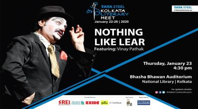 Nothing Like Lear with  Vinay Pathak