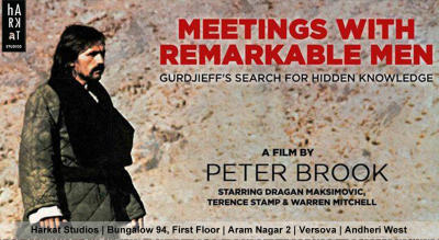 Screening: Meetings with Remarkable men + QnA