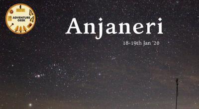 One day trek to Anjaneri fort