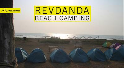 Revdanda Beach Camping | Treks And Trails